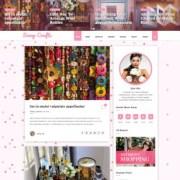 Scoop Crafts Blogger Templates