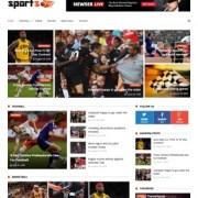 SportsMag Blogger Templates