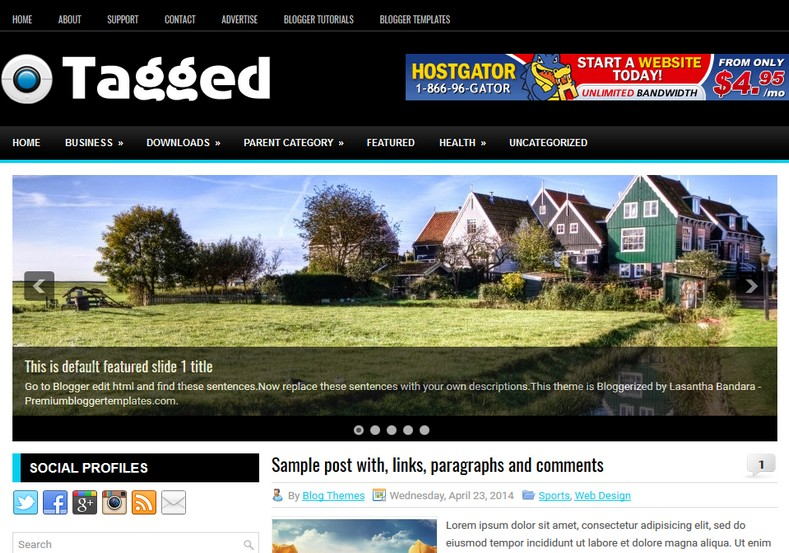 Tagged 2 columns Blogger Template. Blogger Themes. Free Blogspot templates for your blogger blog. Best suitable for news blog templates. Ads ready blogspot templates help for add adsense ad code and easily showing adsence ads in your blog. Adapted from WordPress templates are converted from WordPress themes. It is help for take your rich. Blogger magazine template specially designed for magazine blogs. The writers can utilize this themes for take blog attractive to users. Elegant themes are more used themes in most of the blogs. Use minimalist blog templates for rich look for your blog. Free premium blogger themes means, themes authors release two types of themes. One is premium another one is free. Premium templates given for cost but free themes given for no cost. You no need pay From California, USA. $10 USD, or $20 USD and more. But premium buyers get more facilities from authors But free buyers. If you run game or other animation oriented blogs, and you can try with Anime blog templates. Today the world is fashion world. So girls involve to the criteria for make their life fashionable. So we provide fashion blogger themes for make your fashionable. News is most important concept of the world. Download news blogger templates for publishing online news. You can make your blog as online shopping store. Get Online shopping store blogger template to sell your product. Navigation is most important to users find correct place. Download drop down menu, page navigation menu, breadcrumb navigation menu and vertical dropdown menu blogspot themes for free. Google Guide. Blogging tips and Tricks for bloggers. Google bloggers can get blogspot trick and tips for bloggers. Blog templates portfolio professional blogspot themes, You can store your life moments with your blogs with personal pages templates. Video and movie blogs owners get amazing movie blog themes for their blogs. Business templates download. We publish blogger themes for photographers. Photographers easily share photos via photography blog themes. St valentine Christmas Halloween templates. Download Slideshow slider templates for free. Under construction coming soon custom blogspot template. Best beautiful high quality Custom layouts Blog templates from templateism, SoraTemplates, templatetrackers, simple, cute free premium professional unique designs blog themes blogspot themes. Seo ready portfolio anime fashion movie movies health custom layouts best download blogspot themes simple cute free premium professional unique designs xml html code html5.