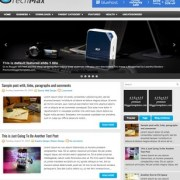 TechMax Blogger Templates