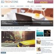 TechZone Blogger Templates