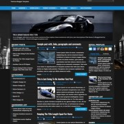 TheCars Blogger Templates