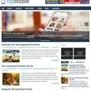 TopMobile Blogger Templates