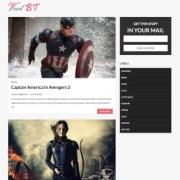 Vcol Responsive Blogger Templates