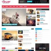 Viewer Blogger Templates