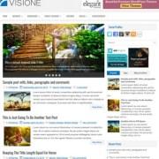 Visione Blogger Templates