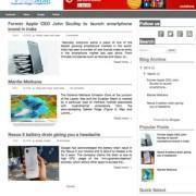 pronewsMag Blogger Templates