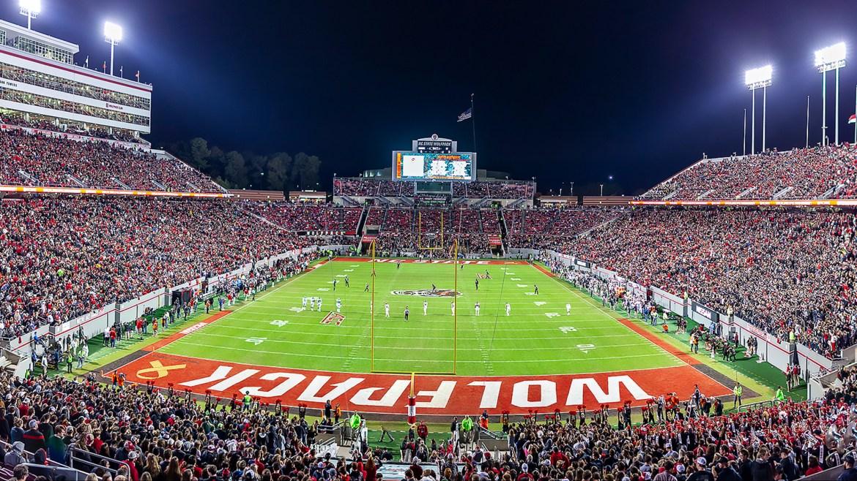 Carter-Finley Stadium - Facilities - NC State University Athletics