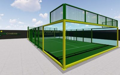 How Much Groundspace Do I Need To Construct A Padel Court?