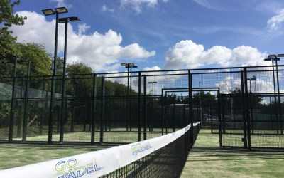 Go Padel UK to Open Third Padel Club In Essex U.K.