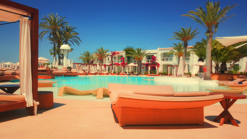 padel for hotels