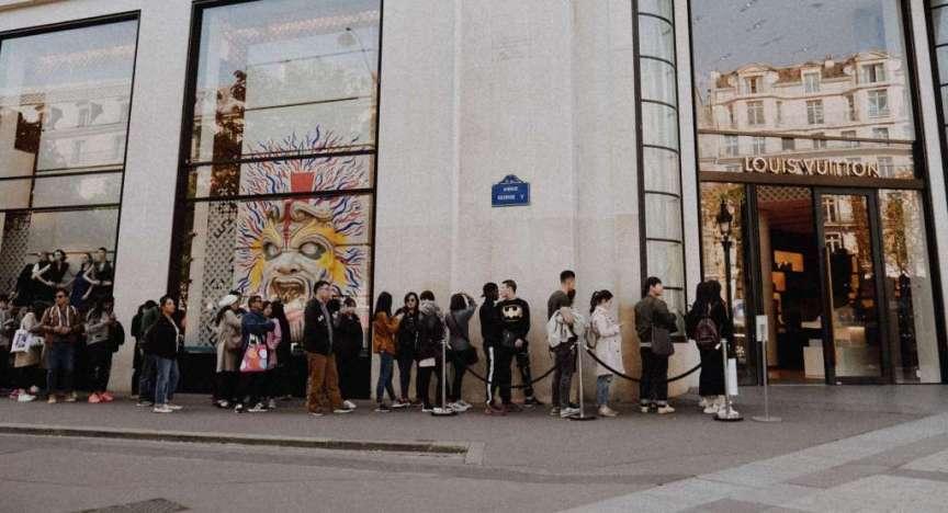 Line waiting