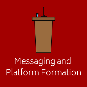 messaging and platform formation