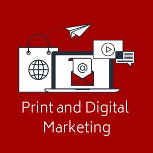 print and digital marketing