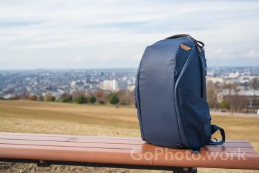 PeakDesign EverydayBackpack ZIP 20L レビュー  V2ラインの感想
