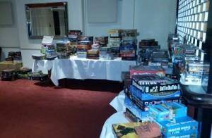 Eastbourne games room