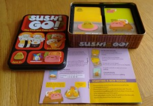 Sushi Go rules