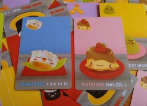 Sushi Go two cards