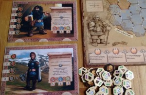 The Dwarves board and bits