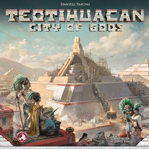 Teotihuacan board game