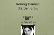 Więcej o: Trening pamięci