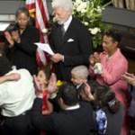 North Carolina-based gay wedding publication plans California expos
