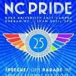 NC Pride at 25