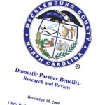 Mecklenburg commissioners approve DP benefits