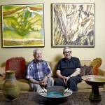 Herb Cohen and José Fumero celebrate long, happy life