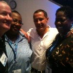 Charlotte's openly gay council member fetes DNC