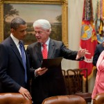 Clinton: I signed DOMA to prevent ban