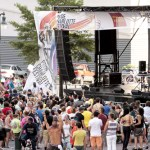 Charlotte: Festival now flying solo