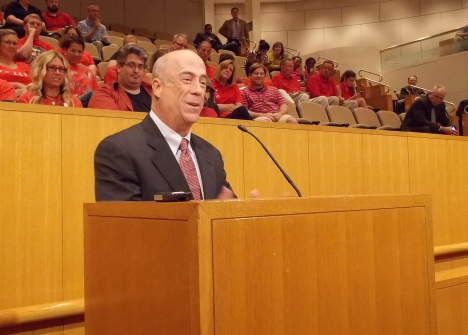 Billy Maddalon was appointed, 7-3, to fill a vacant seat on Charlotte City Council.