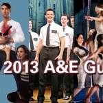 Fall 2013 A&E Guide