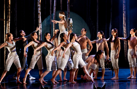 Matthew Bourne's Sleeping Beauty comes to Blumenthal. Photo Credit: Simon Annand and New Adventures.