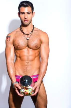 Stud Necklace, Pablo Hernandez