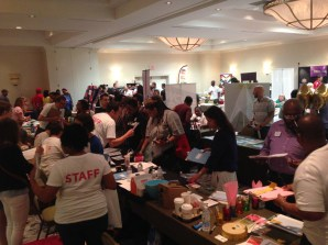 Hundreds attended the Extravaganza on Saturday.