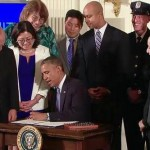 Obama signs order extending LGBT employment protections