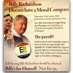 N.C. Republican Party comes out swinging against LGBT equality in new election mailer