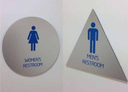 public restrooms trans