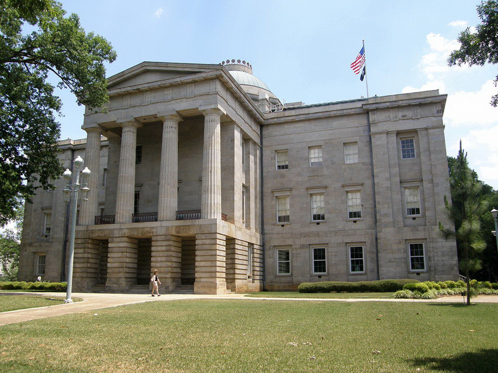 NC Capitol Building, Raleigh