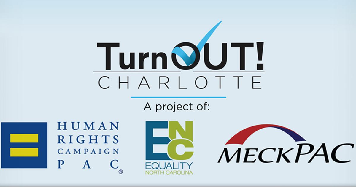 turnout charlotte logo