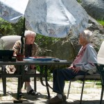 Triangle: Cohousing, Bingo, Comedian Contribution