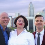 Charlotte: HRC co-chairs, ASO fundraiser, picnic, TOY volunteer training
