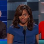 Watch speeches from night one of 2016 DNC: Sanders, Michelle Obama, Warren, Booker