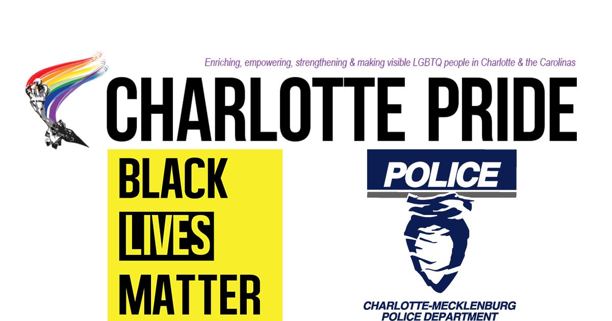 charlotte pride police
