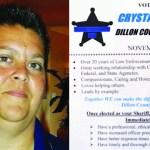 South Carolina: Sheriff candidate, gala
