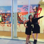 Muralist unveils work of art