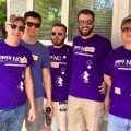 featured image Triangle: Volunteers celebrate milestone