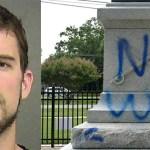 Davidson man accused of vandalizing Confederate monument in Cornelius